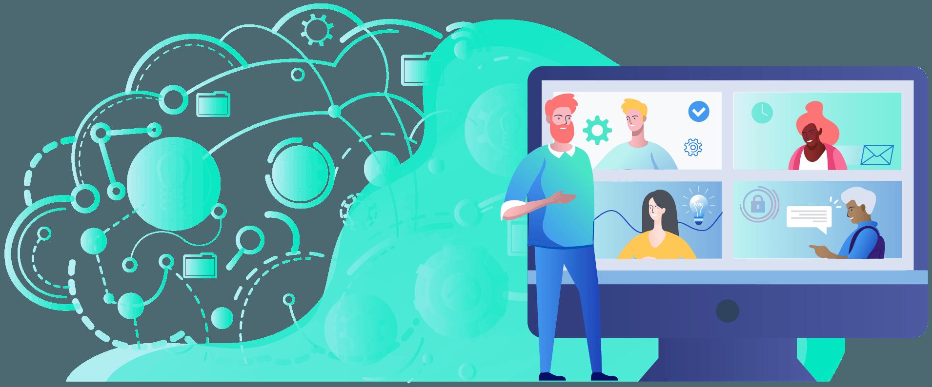 Virtual Collaboration